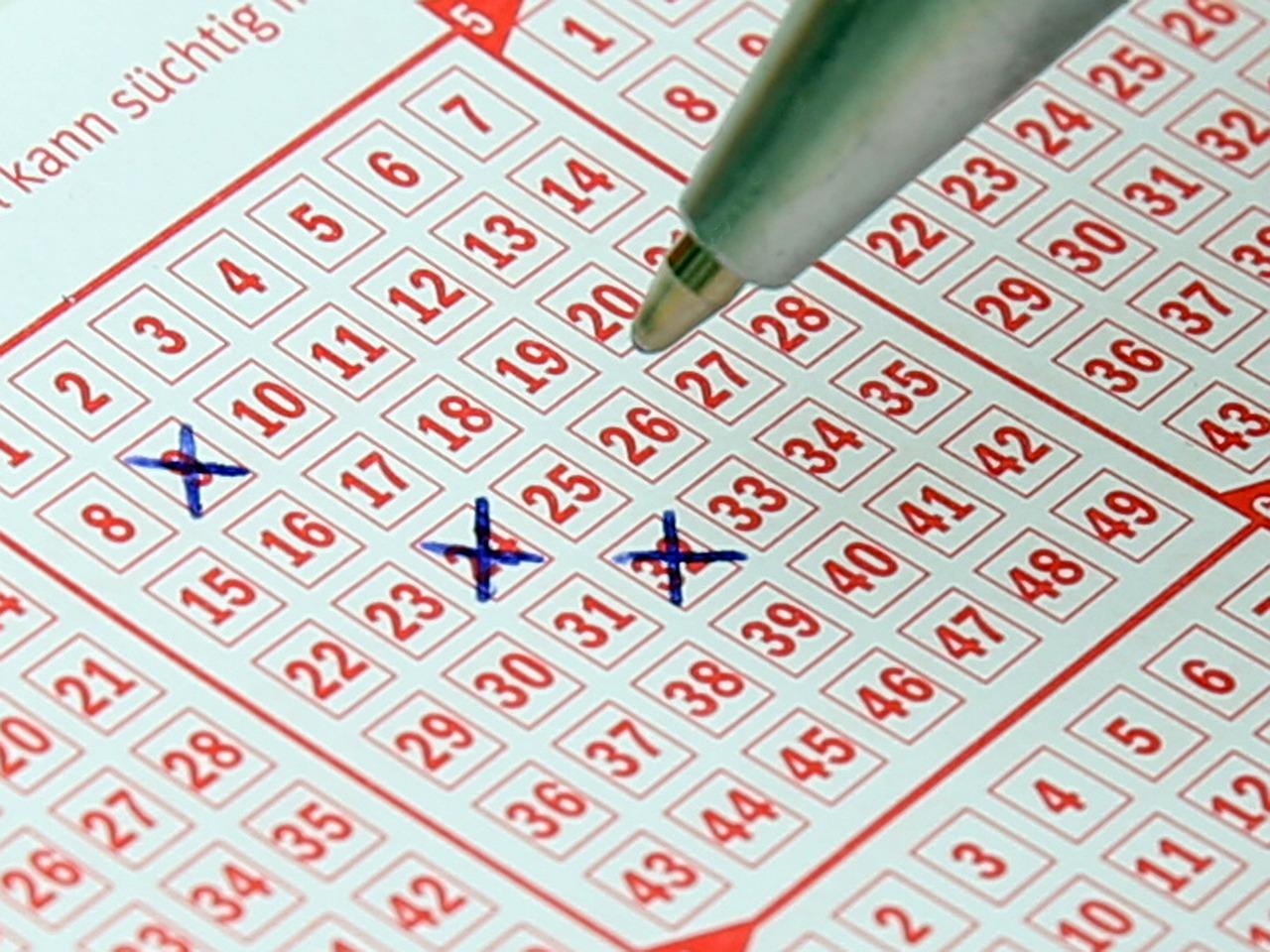 Kans maken op verschillende loterijen tegelijk