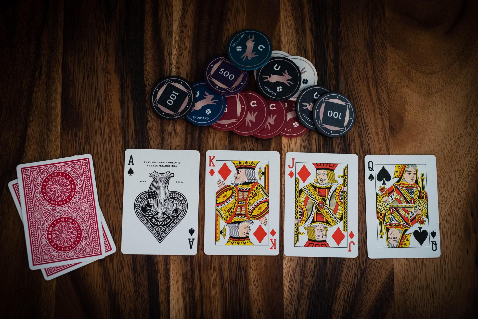 Versla de poker bot